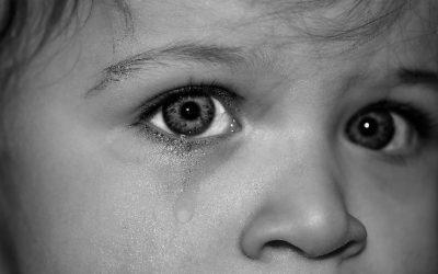 Afscheid nemen op school zorgt elke keer voor dikke tranen